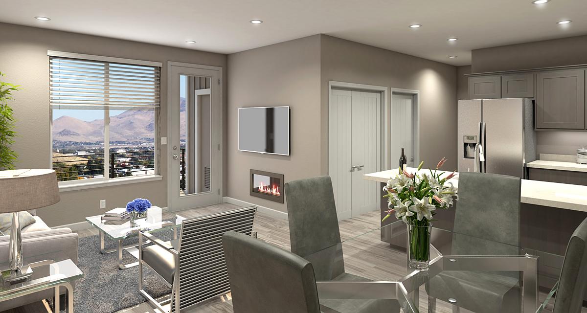 Carson Hills Apartments - Tanamera