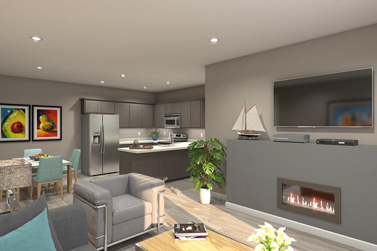 Carson Hills Apartments - 2 Bedroom