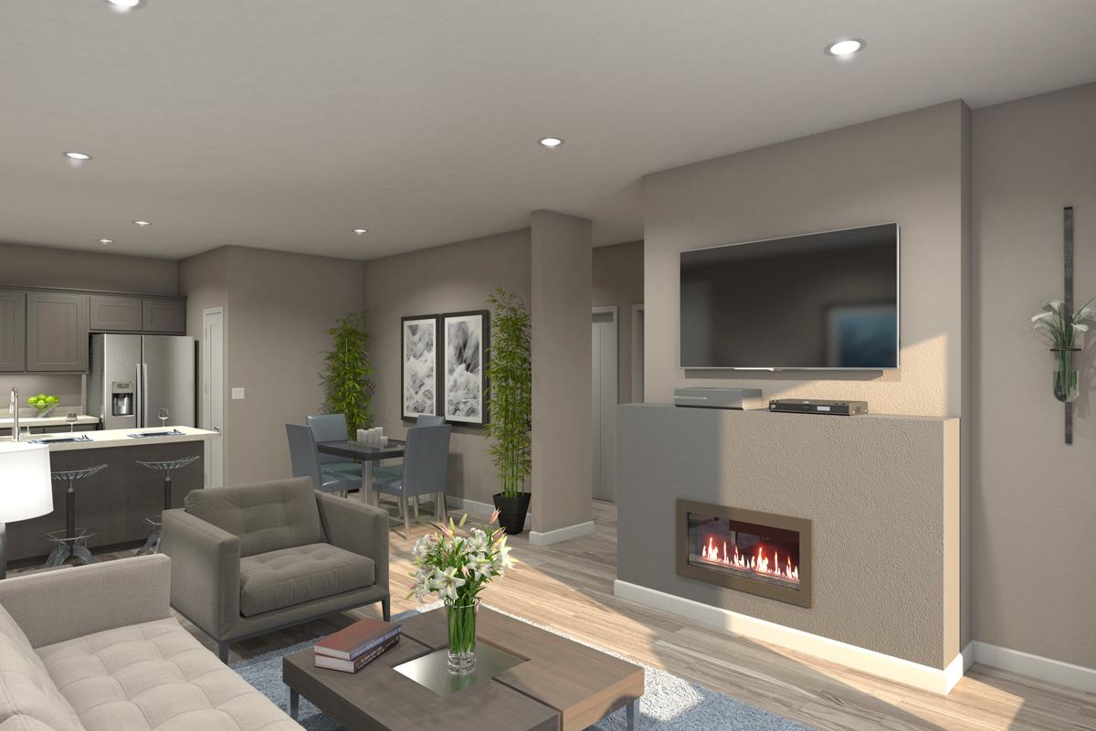 Carson Hills Apartments - 3 Bedroom