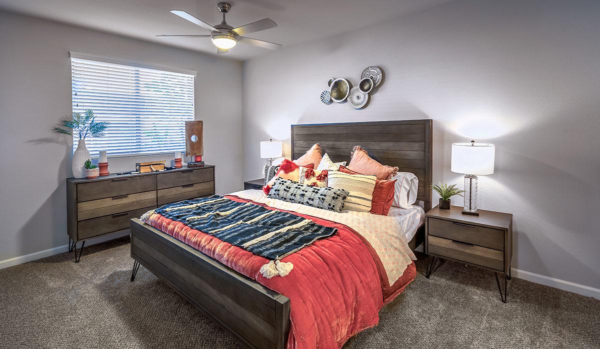 Carson Hills Apartments - Carson City NV - Bedroom